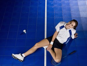 Basic Rules for Badminton: How to Serve