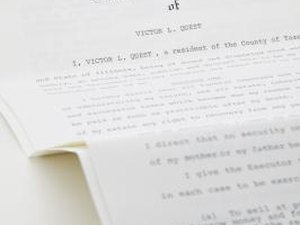 Does a Life Assignment Deed Override a Will?