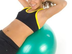Balanced Seated Torso Twists With a Medicine Ball