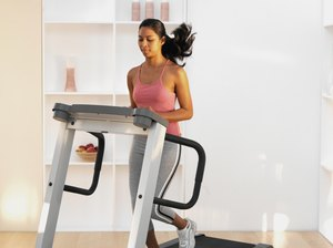 What Do the Weight-Loss Buttons on a Treadmill Do?
