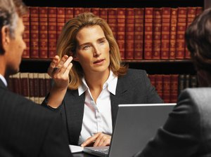 Role of the Interpreter in a Deposition