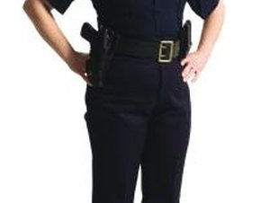 Professional Qualifications for a Police Captain