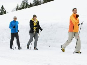Nordic Walking Advantages