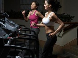 Hill Sprint Workouts on a Treadmill for Curvier Legs