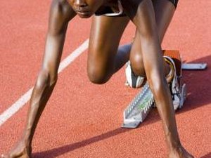 Training Routines for Olympic Track Sprinters