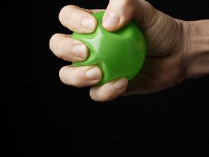 Stress Ball Exercises for Your Hand