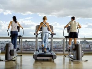 Is the Elliptical Machine Good for Someone With a Bad Back?