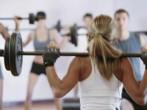 How Much Weight for Barbell Lunges?