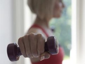The Best Exercises to Do With Small Weights at Home