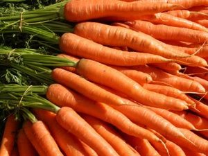 Carrots & the Heart