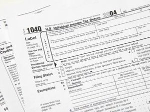 Income Limits for Filing Tax Returns