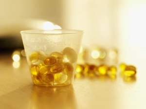 Fish Oil Supplements & Flaxseed Oil
