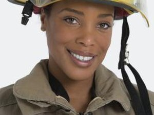 The Job Description & Qualifications of a Fire Suppression Officer