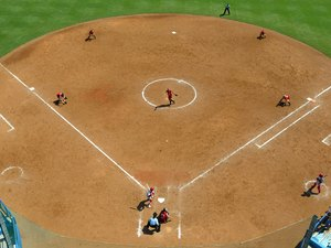 softball how to catch basics