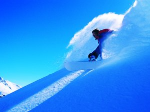 How to Carve Fast on a Snowboard