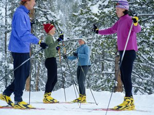 Dryland Drills for Nordic Skiing