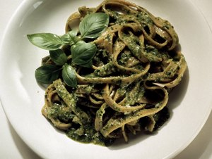 Does Pesto Have a Lot of Sodium?
