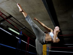 What Muscles Does Kickboxing Work?
