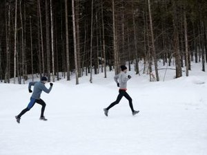 How Does the Cold Affect a Run?