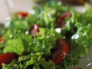 The Nutrients of Lettuce & Tomatoes