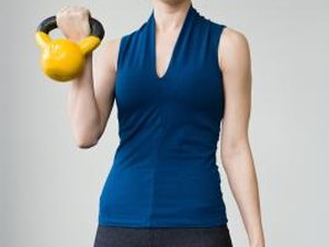 Are Kettlebells Good for Your Legs & Stomach?