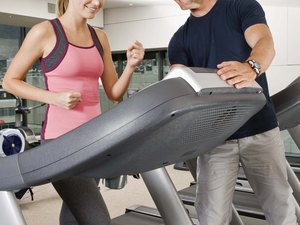 How to Efficiently Run a Mile on a Treadmill