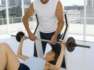 Bench Presses to Tone the Chest