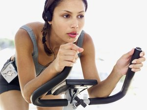 How to Sprint on Bikes at the Gym