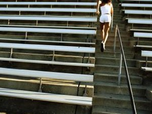 How to Increase Your Speed for Running Up the Stairs