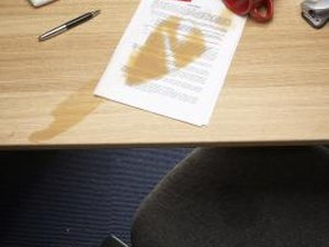 Etiquette on How to Clean Up Your Workplace