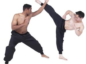 Kicking Techniques for Hwa Rang Do