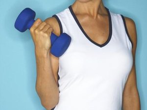 Dumbbell Reps for Weight Loss
