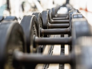 How to Use Dumbbells to Get Faster