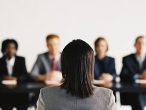 Job Panel Questions & Executive Positions