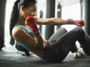 Boxing Exercises for the Abdominals