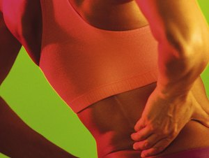 What Yoga Postures Stretch Tight Muscles Near the Sacroiliac Joint?