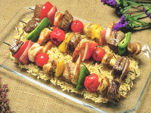 Healthy Grilled Food