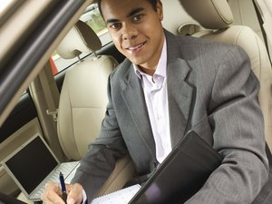Accounting for Company Use of an Employee's Vehicle