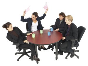 Disruptive Employee Behavior