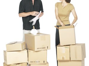 Moving Expense Deductions When Married and Filing Jointly