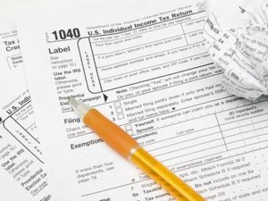 Federal Income Tax Forms: 1040EZ Instructions