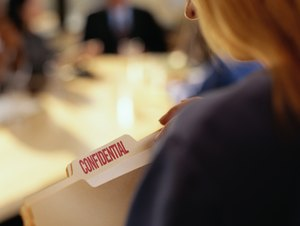 What Is the Meaning of Confidentiality in the Workplace?