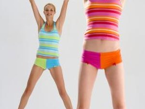 Jumping Jacks & Shoulder Toning