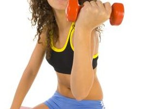 Exercises With Handweights