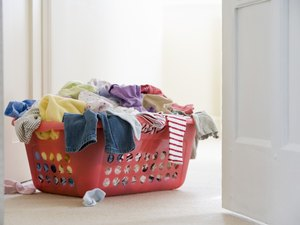 How to Keep Cats From Peeing in Laundry Baskets