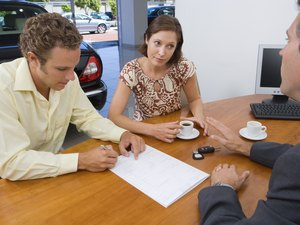 How to Get Out of an Auto Lease Without Affecting Your Credit