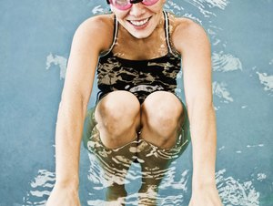 Intermediate Swimming Workouts