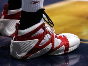 Benefit of Heavier Basketball Shoes