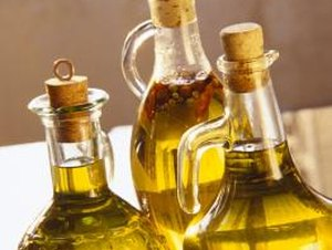 Olive Oil Vs. Grape Seed Oil
