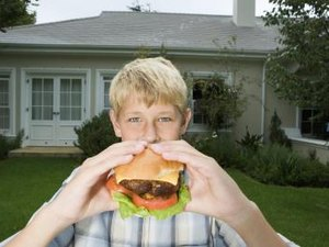 Does the Way That You Eat at Present Reflect Your Eating Habits Formed as a Child?